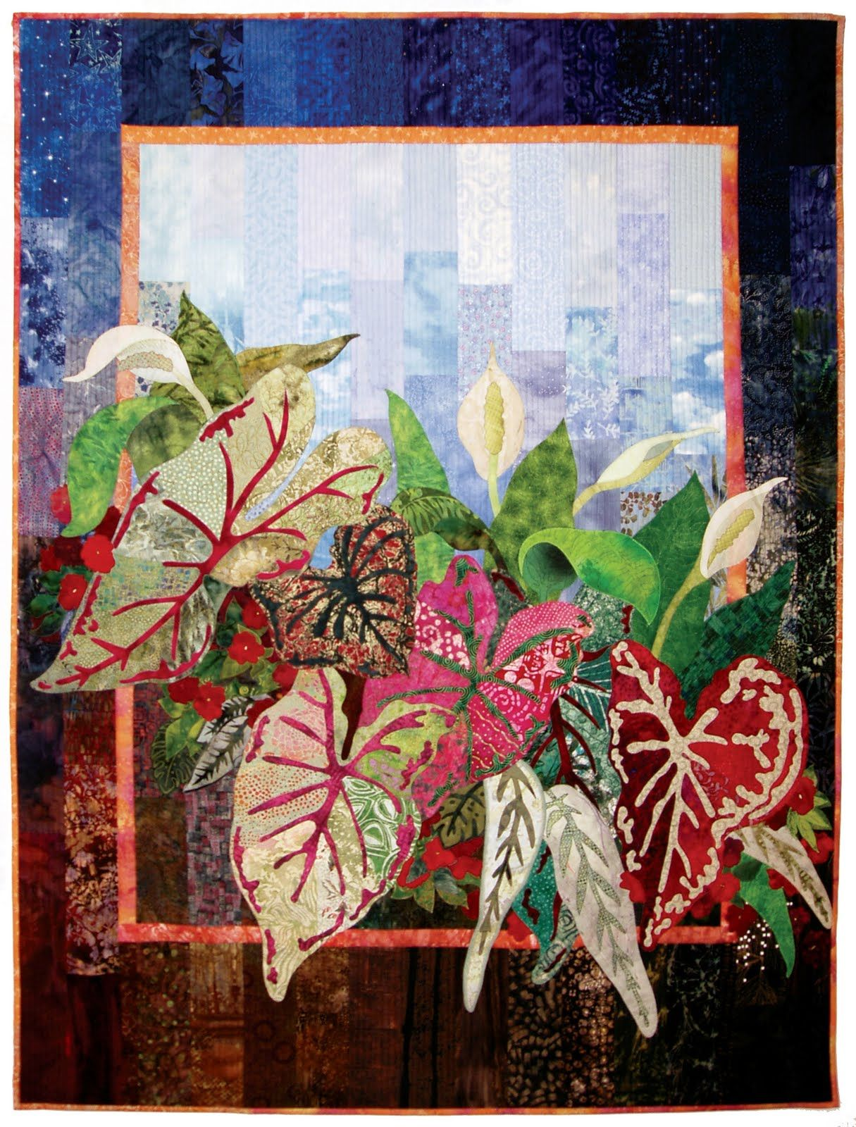 Garden+of+dreams%2C+by+Vyvyan+Emery%2C+at+rosewoodquilts.blogspot.com.jpg (1215×1600)