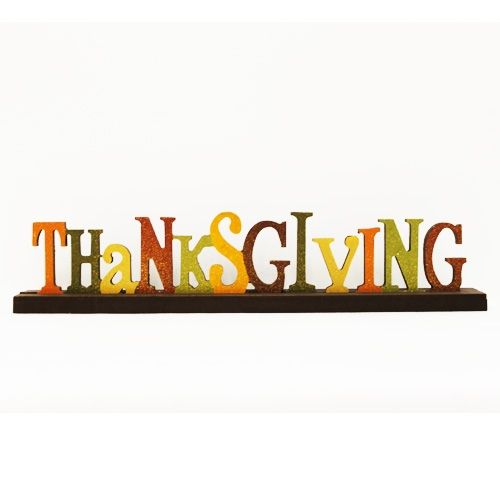 Thanksgiving Cutout $11.24