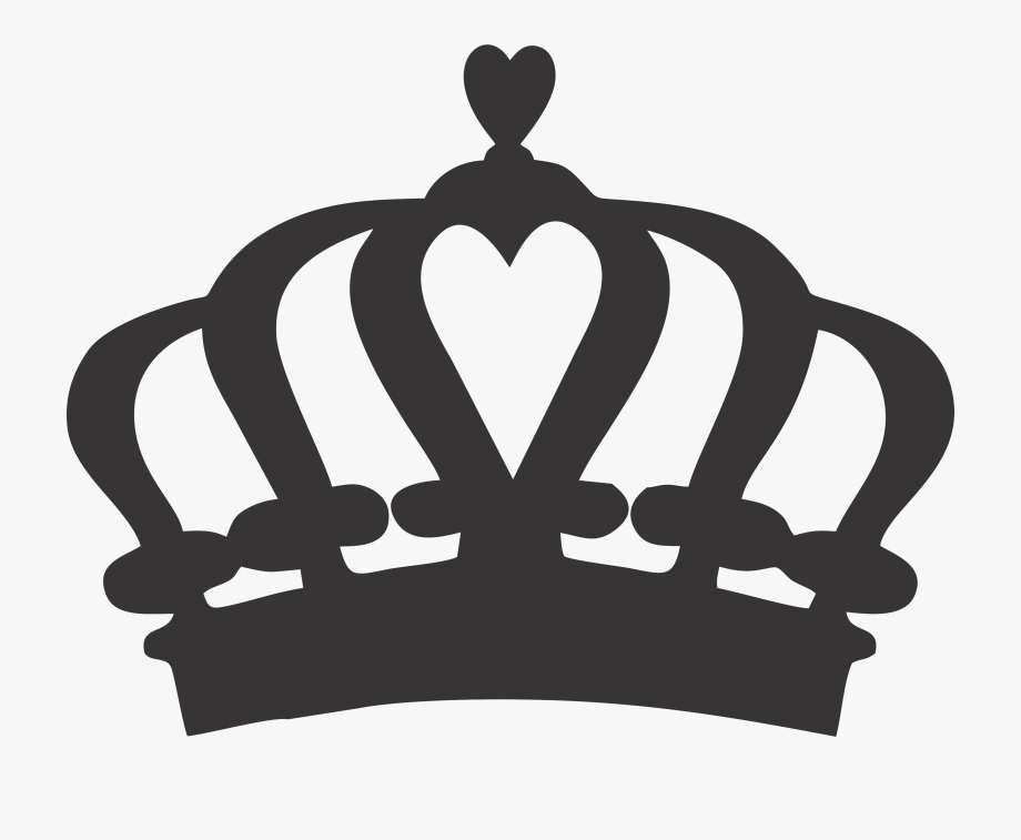 Queen Crown Vector Png Queen Crown Crown Silhouette King And Queen Crowns