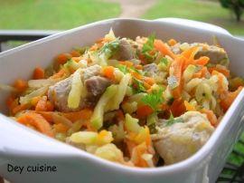 Sauté de porc aux petits légumes : la recette facile