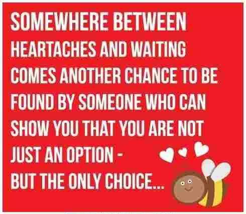 Somewhere Between.....