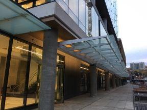 Evergreen House | Custom Glass Canopies - Midtown21 - Seattle & Evergreen House | Custom Glass Canopies - Midtown21 - Seattle ...