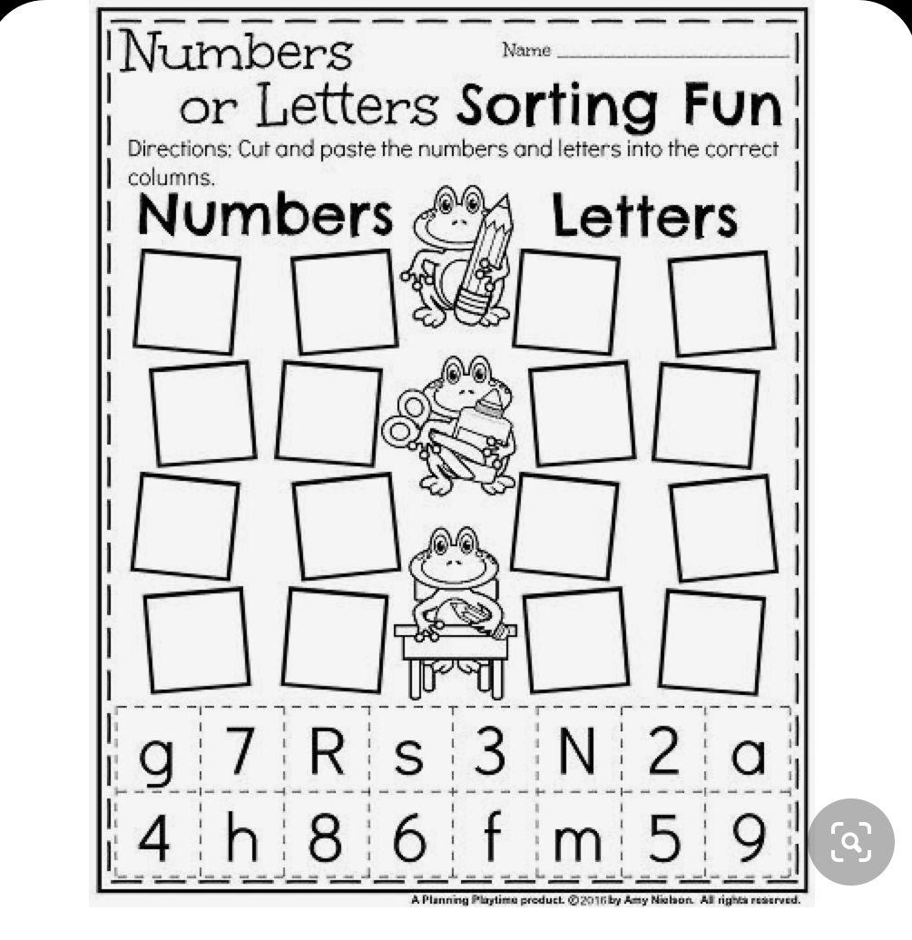Pin By S Morrell On Kindergarten In 2020 Preschool Worksheets Kindergarten Readiness Kindergarten Worksheets