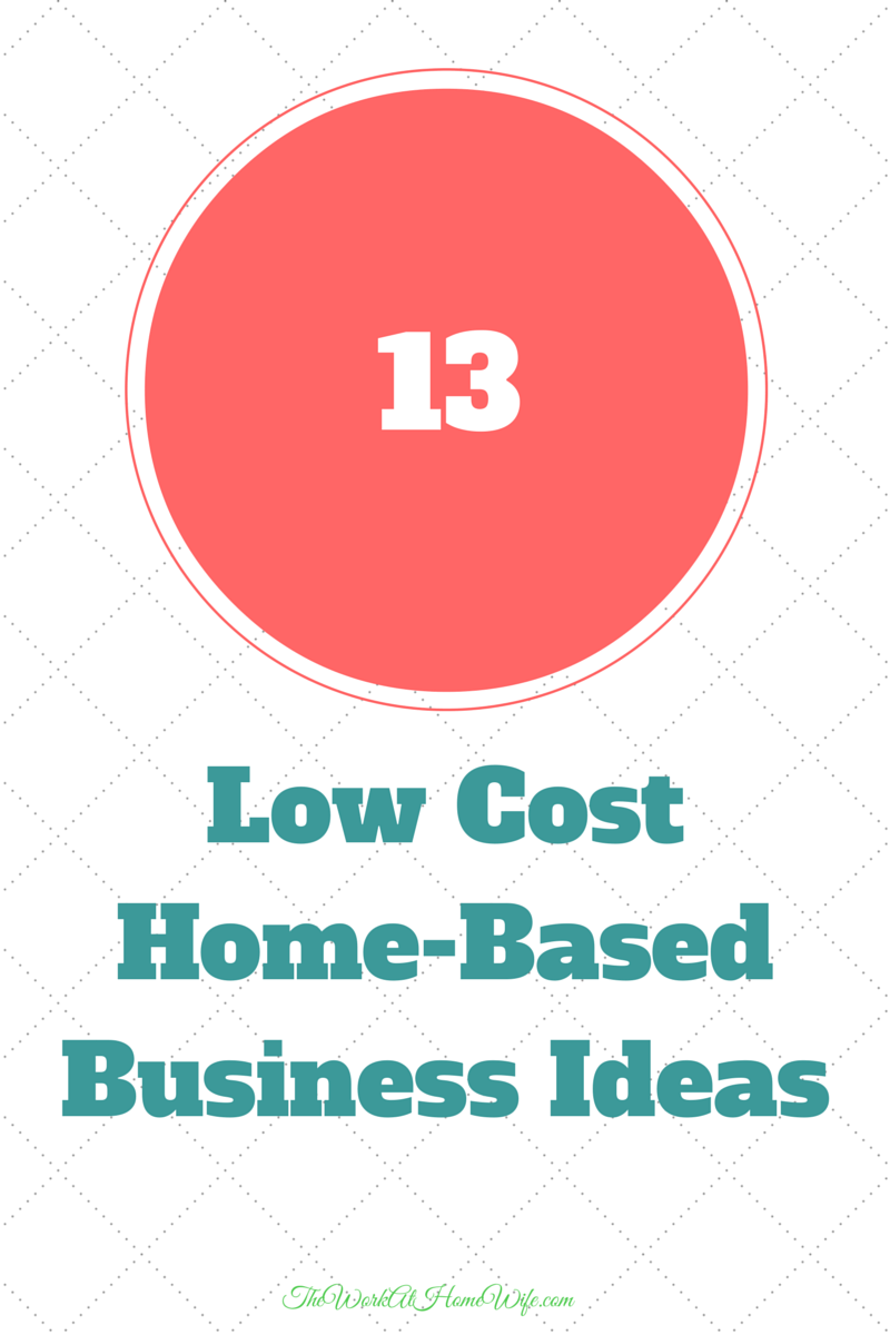 Low Cost At Home Business Ideas Business Frugal And Frugal