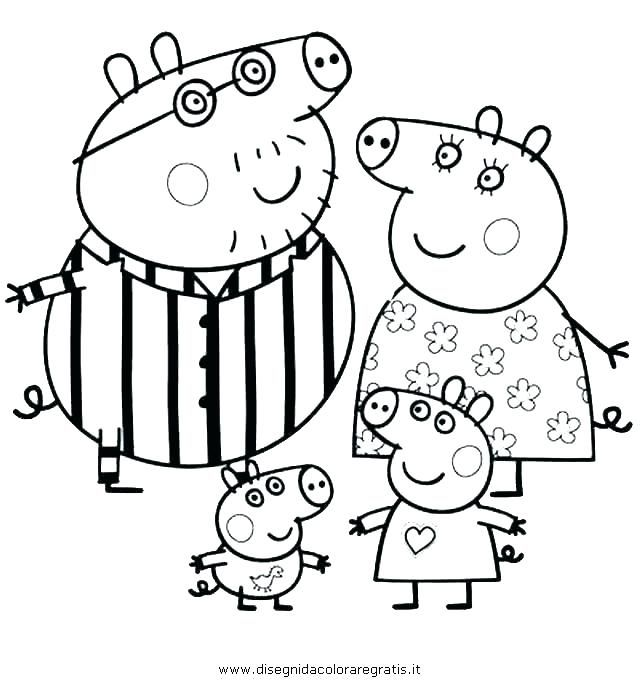 peppa pig coloring pages pig coloring pig color pages pig