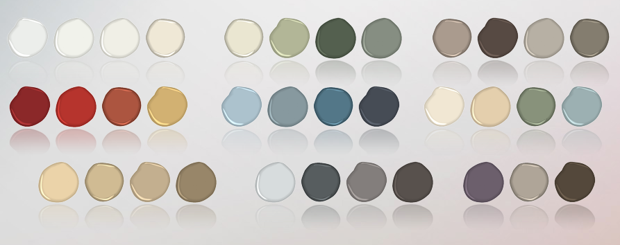 we re talking paint colors bloggers faves part two benjamin
