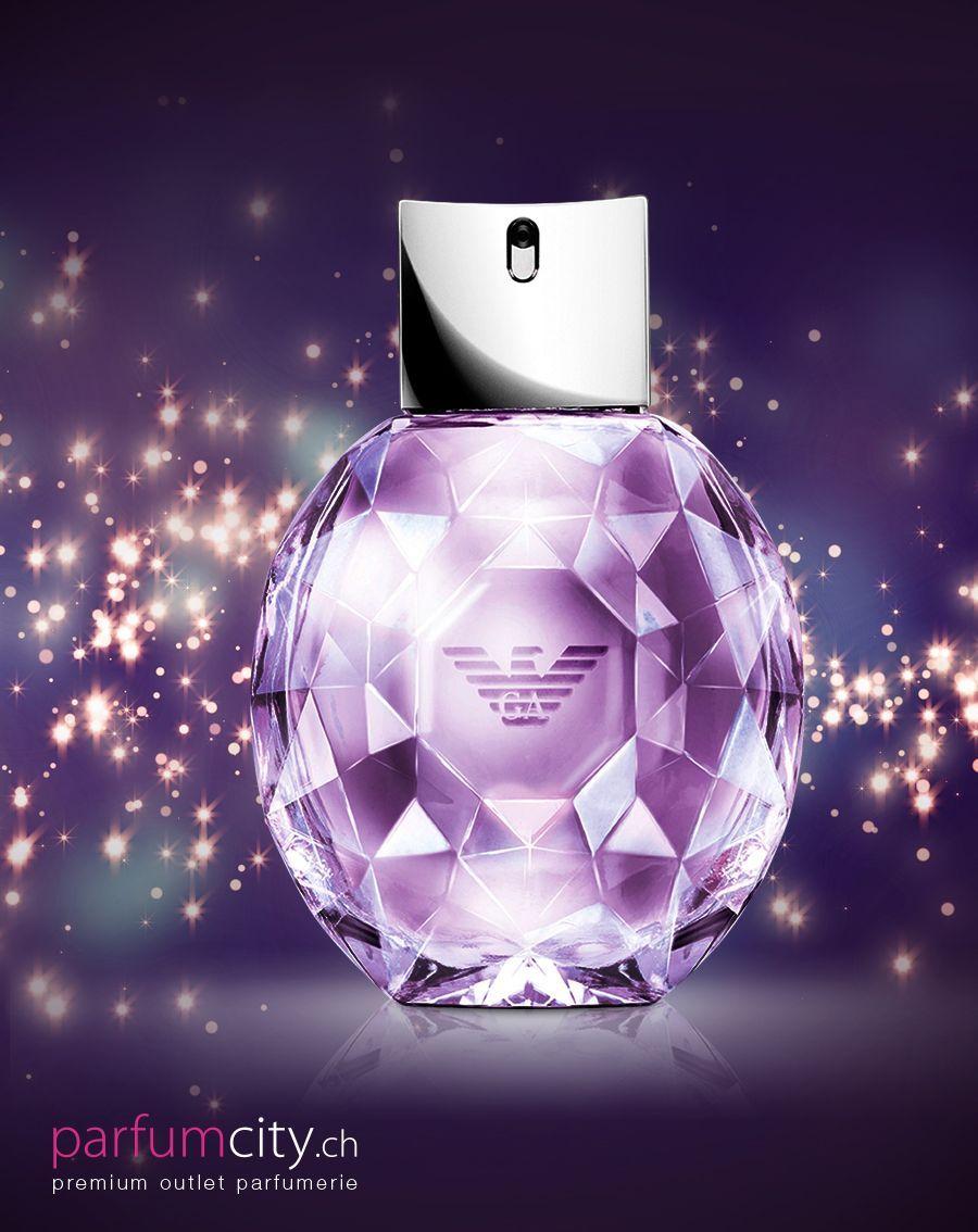 emporio armani diamonds violet