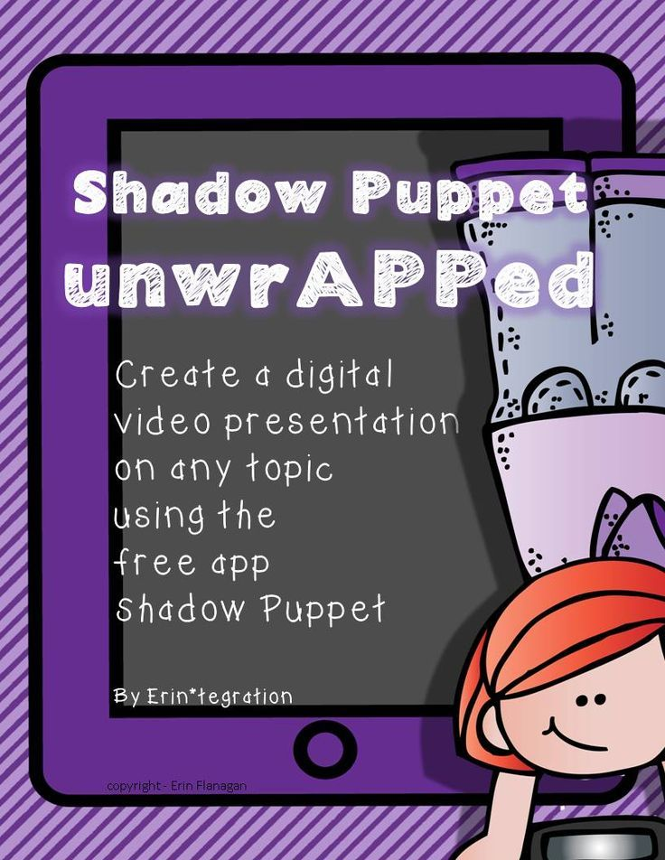 iPad Video Research Presentation for Reading & Writing