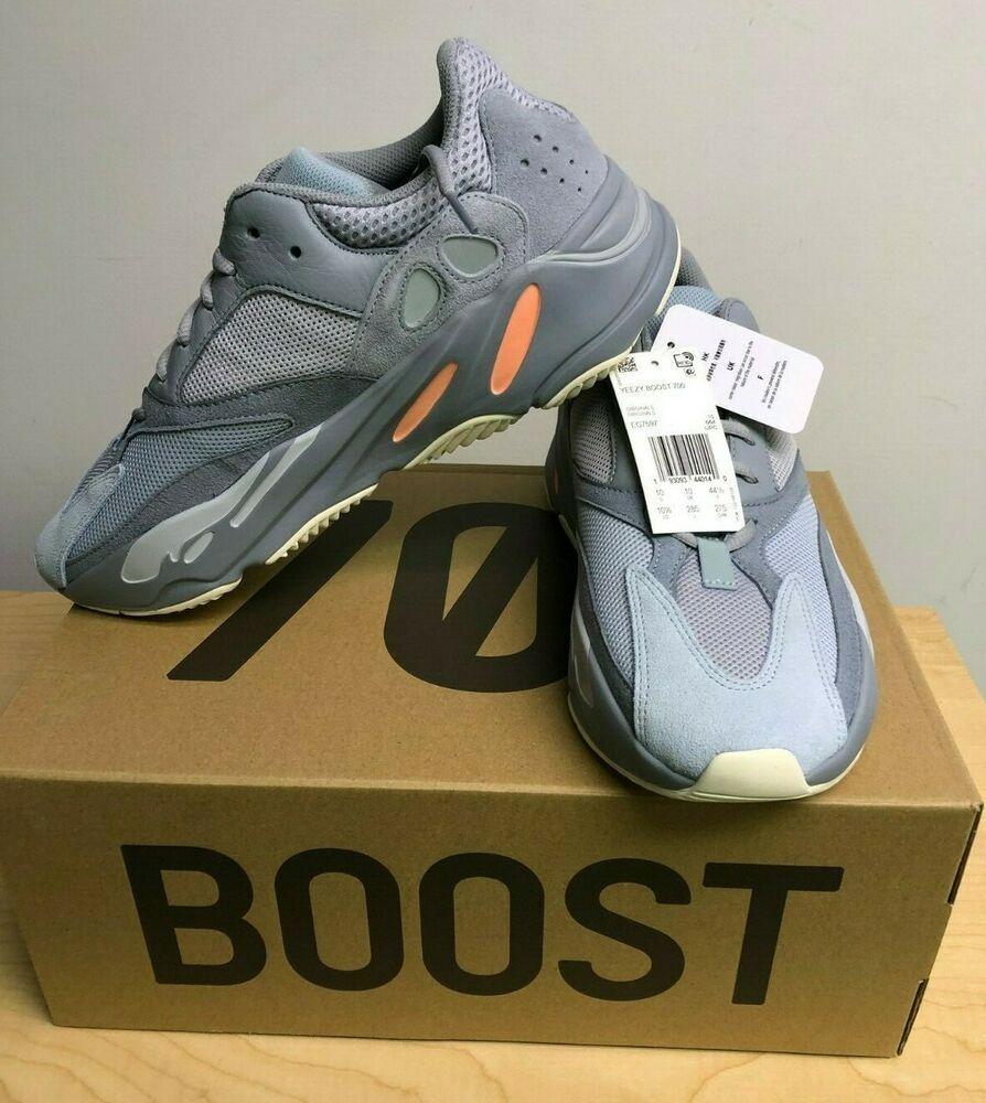 info for d49fc e39da eBay #Sponsored Adidas YEEZY BOOST 700 INERTIA SIZE 10.5 100 ...