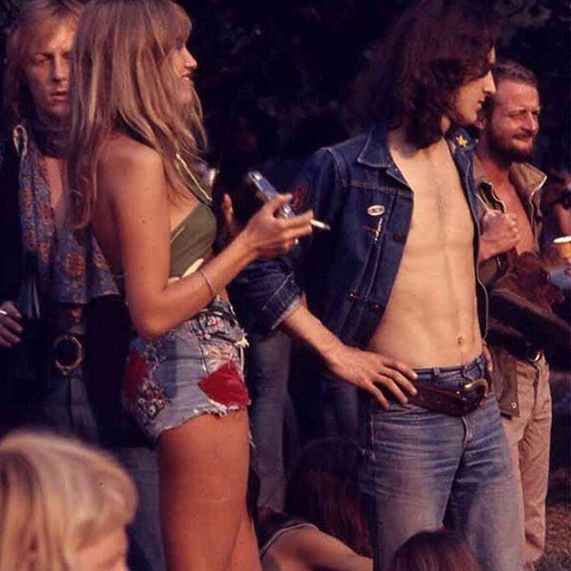 Festival style, 1973 #summeroflove