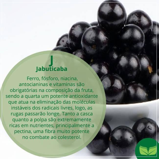 A Jabuticaba E Uma Fruta Nativa Do Brasil Repleta De Nutrientes E