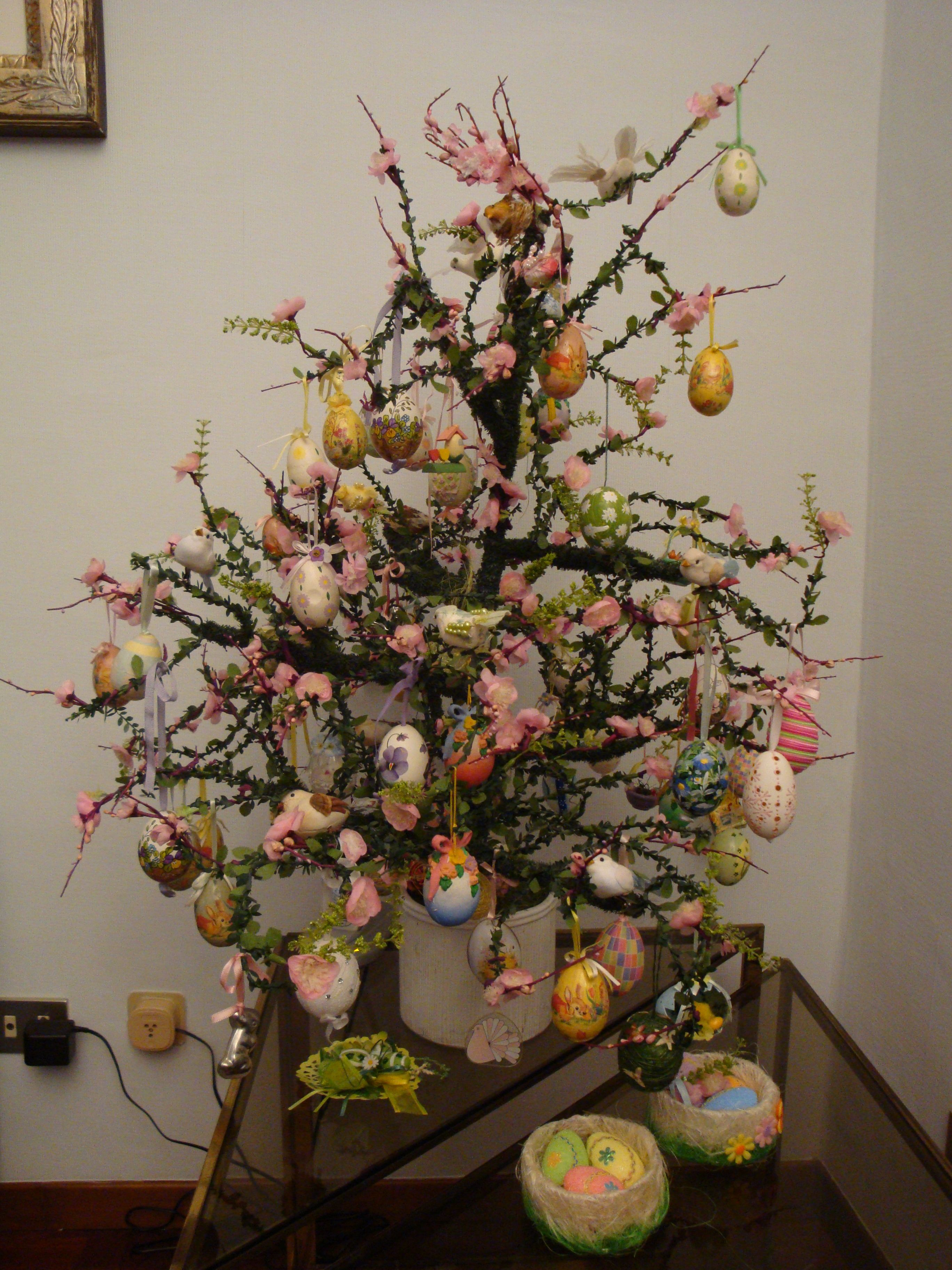My Easter Tree