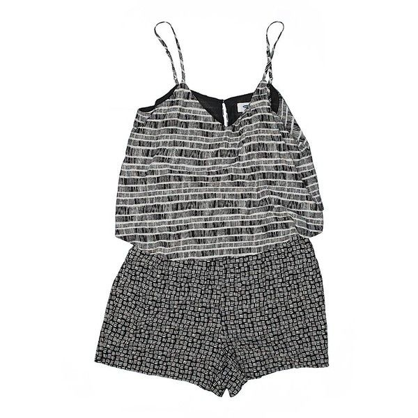 a0b2e3e015e3 Old Navy Romper ( 13) ❤ liked on Polyvore featuring jumpsuits ...