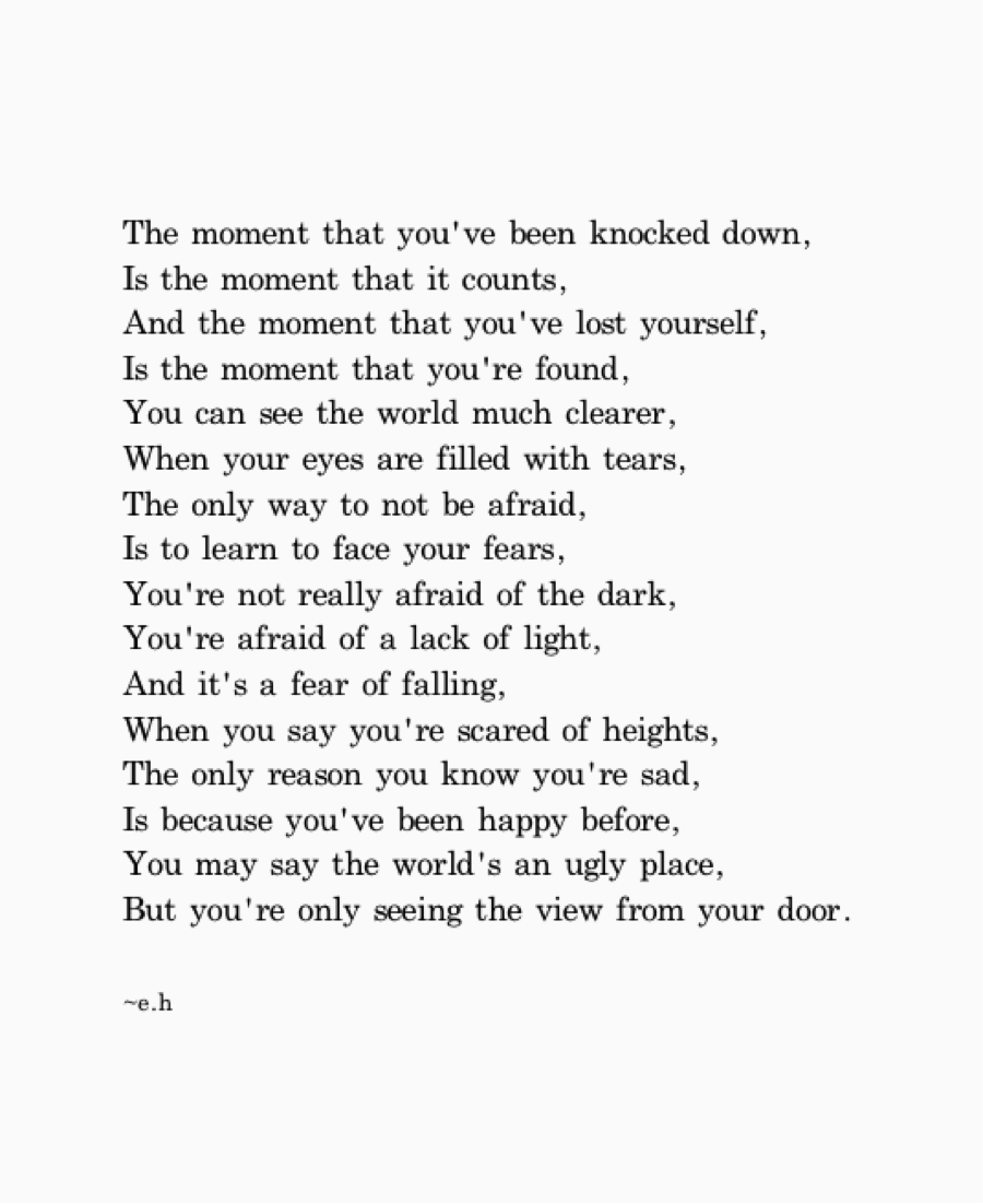 You Are Amazing Poem