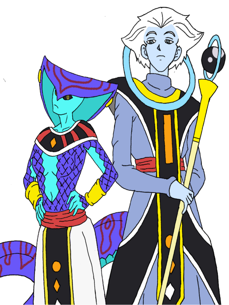 Universe 17 God And Angel Dbs Ocs By Immortal Wenz Dragon Ball