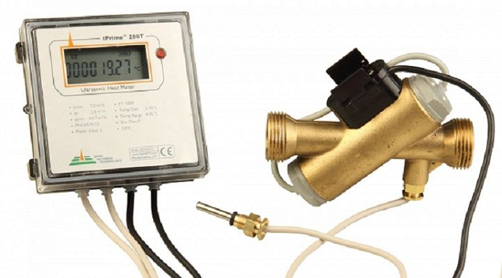 Pin on portable flow meter and transittime flow meter
