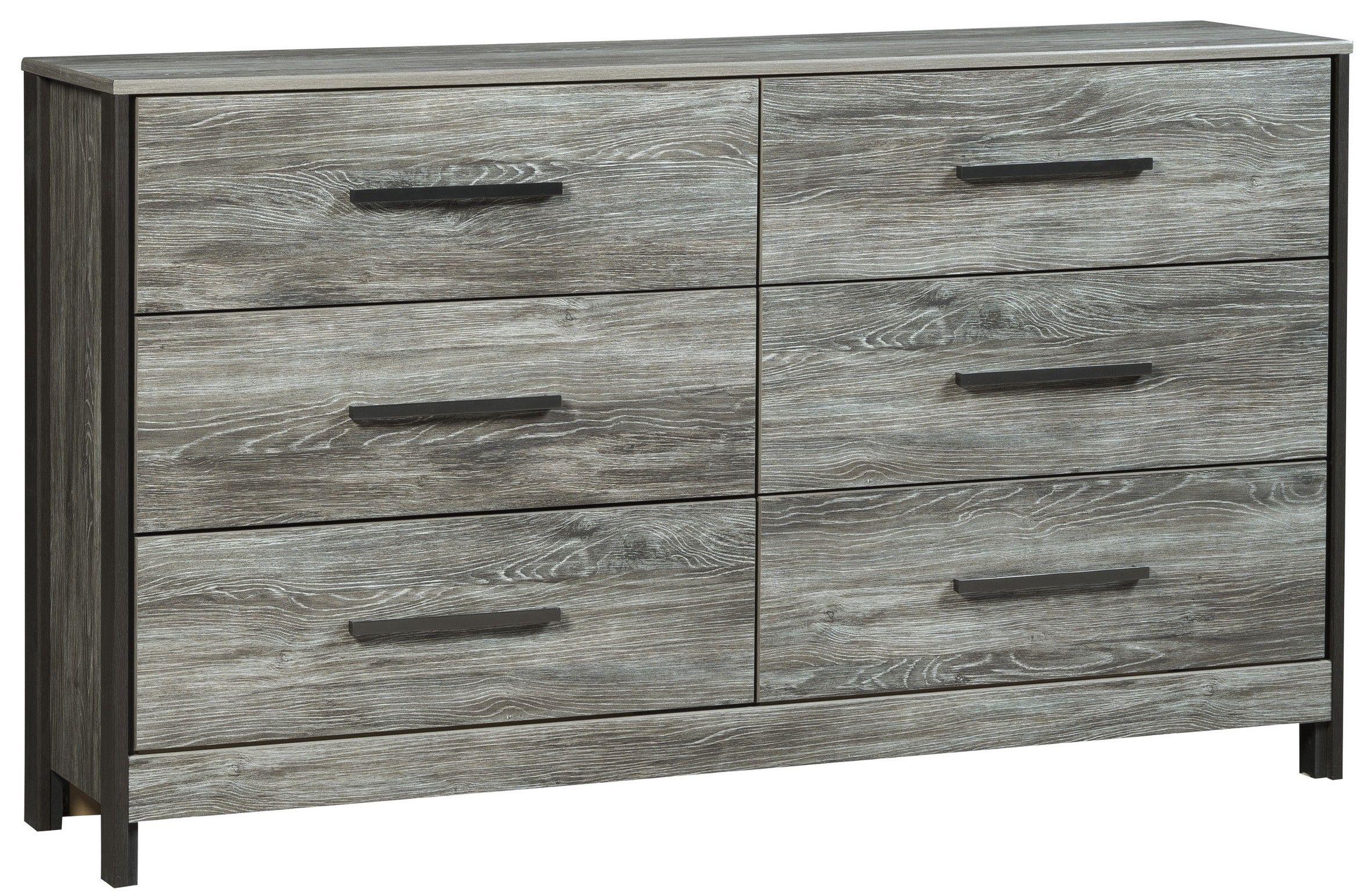 Signature Design By Ashley Cazenfeld Black Gray Dresser B227 31 Goedekers Com Double Dresser Furniture Grey Dresser [ 1544 x 2355 Pixel ]