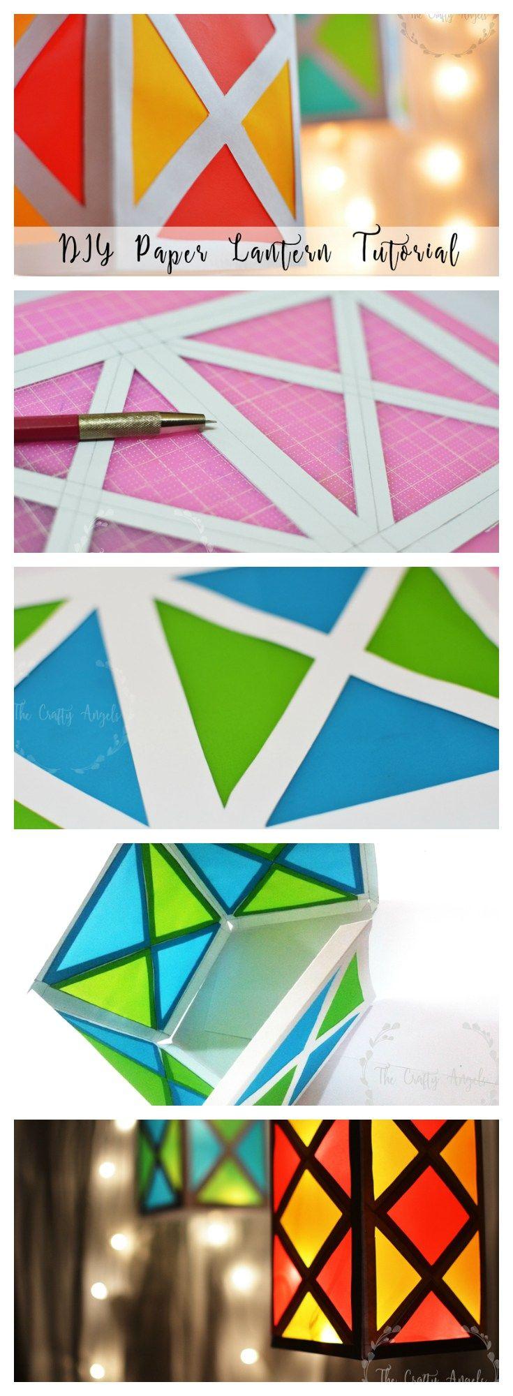 12++ Paper lantern craft diwali information