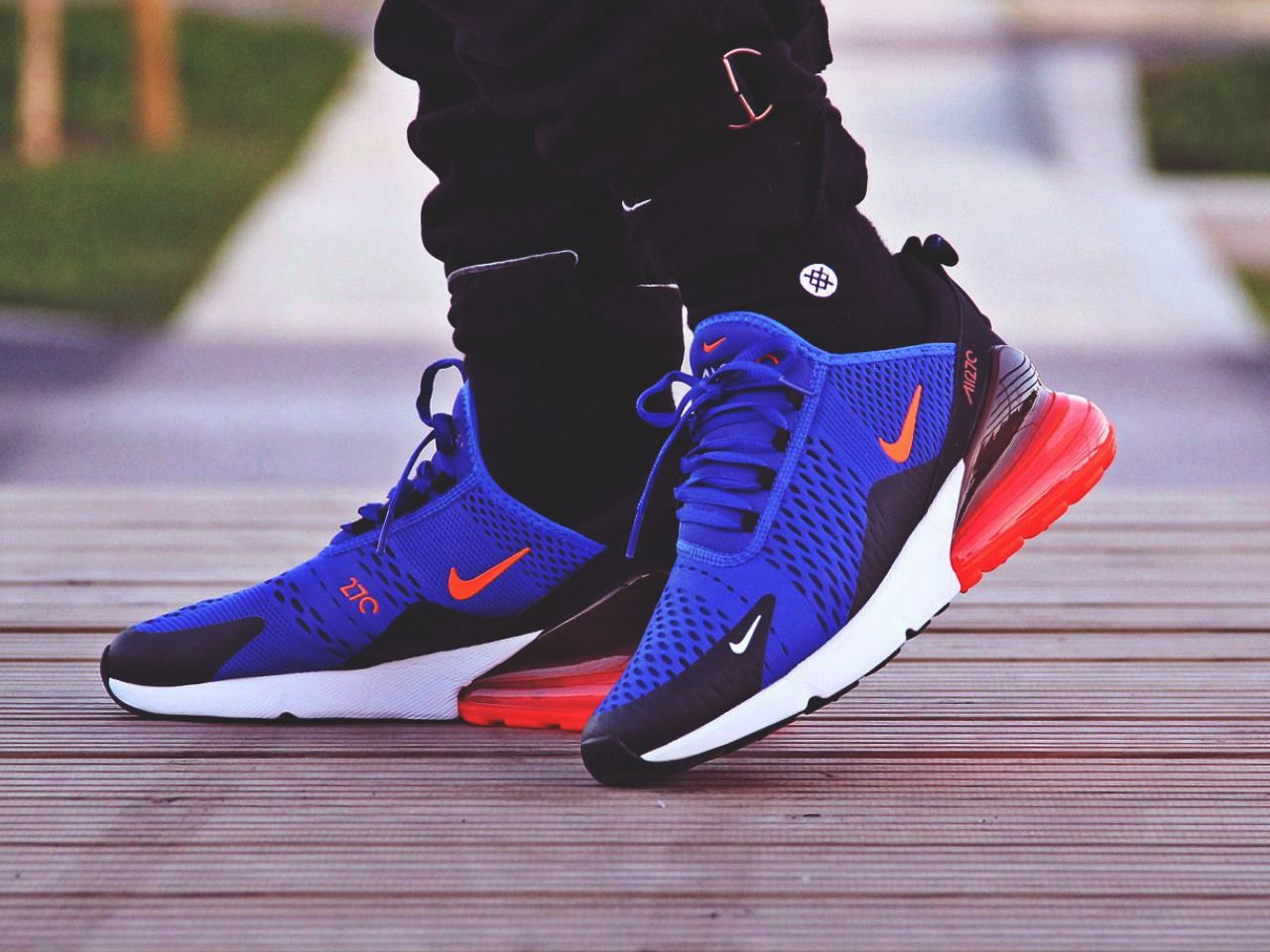 the best attitude 754d5 1a678 Nike Air Max 270 - Racer Blue - 2018 (by pedram50) Buy