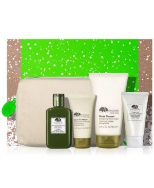 best quality new specials official site Origins 5-Pc. Men's Best Sellers Set | Skin care, Makeup kit ...