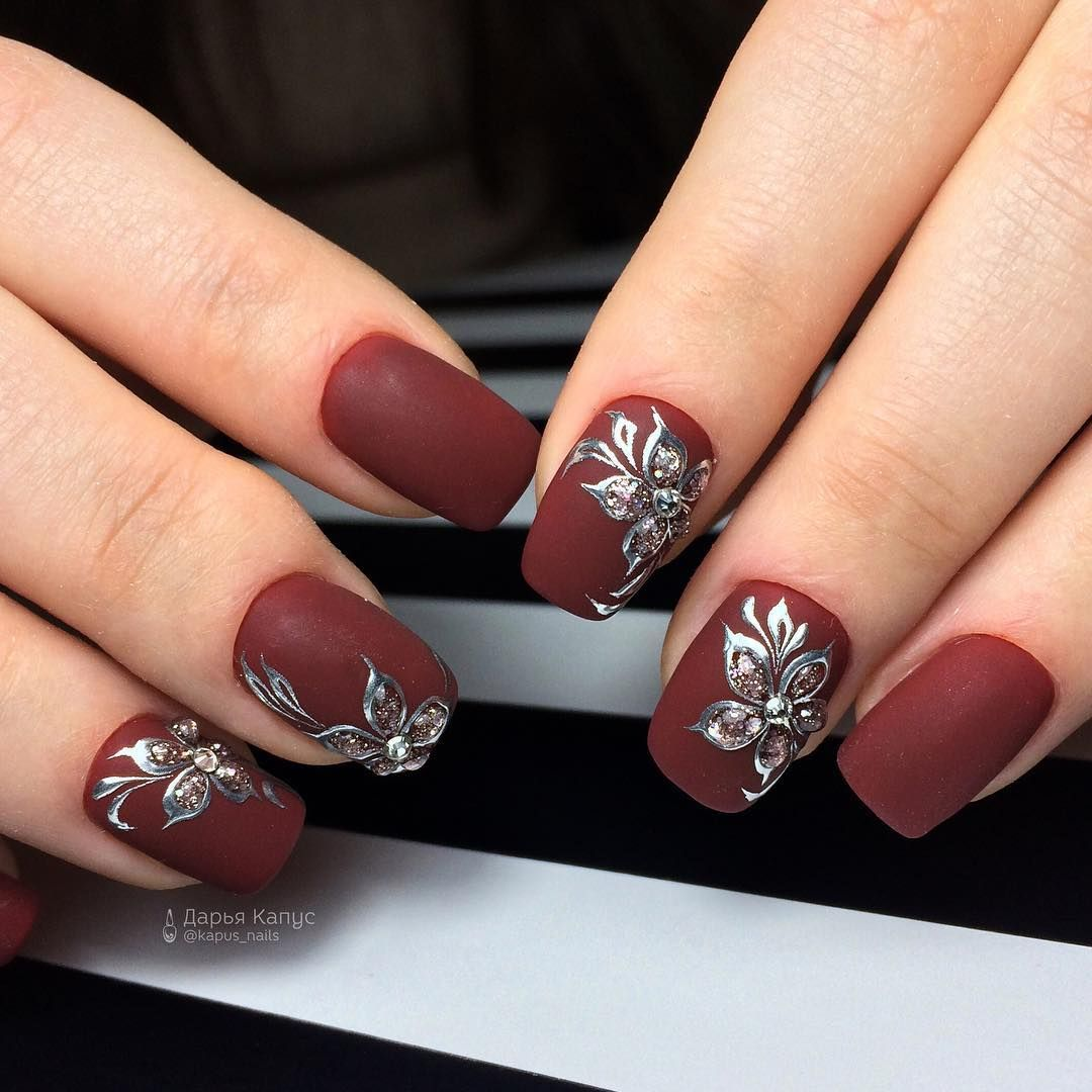 beautiful and modern nail
