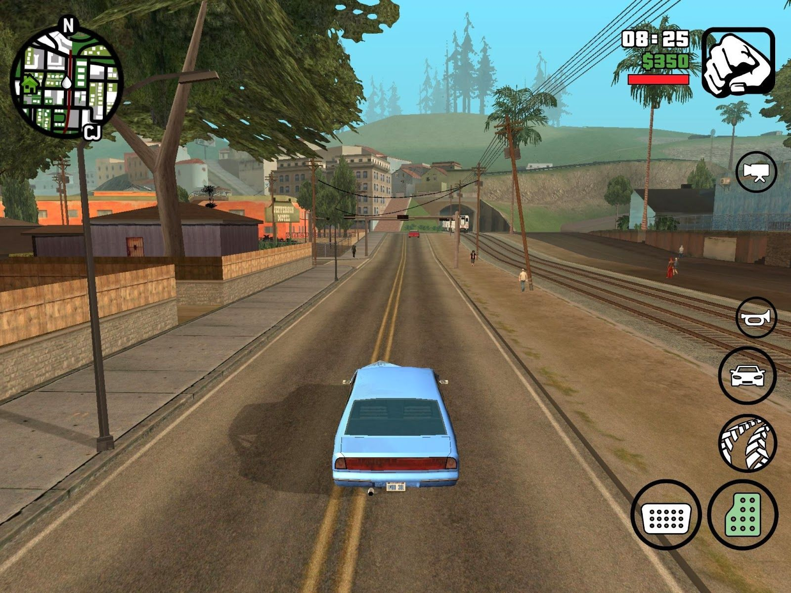 Gta San Andreas Android Cheat Mod Apk Free Download Unlimited Ammogod Modmoney No Root San Andreas Grand Theft Auto San Andreas Game