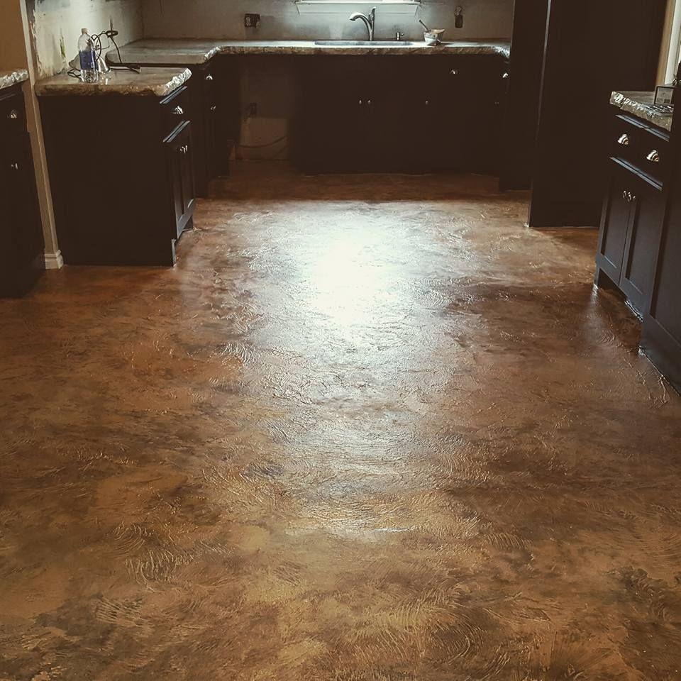 Decorative Concrete Applications And Project Ideas Directcolors Com Decorative Concrete Floors Concrete Decor Concrete Stained Floors