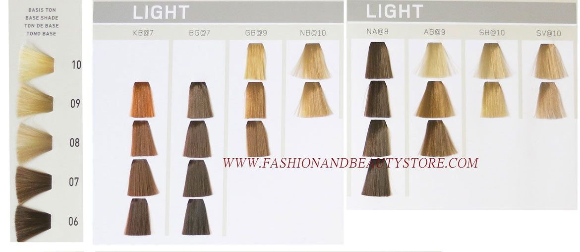 Goldwell Elumen Color Chart Part 1 Hair Color, Chart, Hair Color