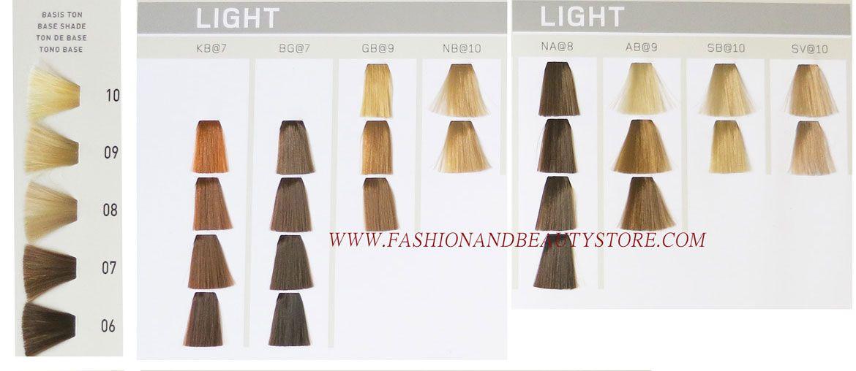 Goldwell elumen color chart part also hair rh pinterest