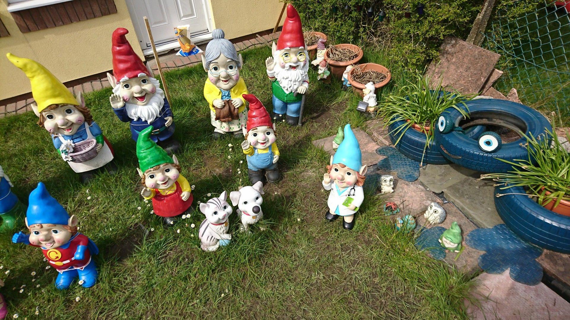 Pin by Vikki Nugent on Asda Gnomes Christmas ornaments
