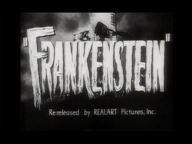 Http Www Annyas Com Screenshots Images 1931 Frankenstein Trailer