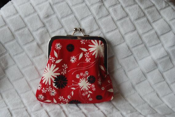Clutch Bag Clutch Purse by BeeBlessed on Etsy, $18.00