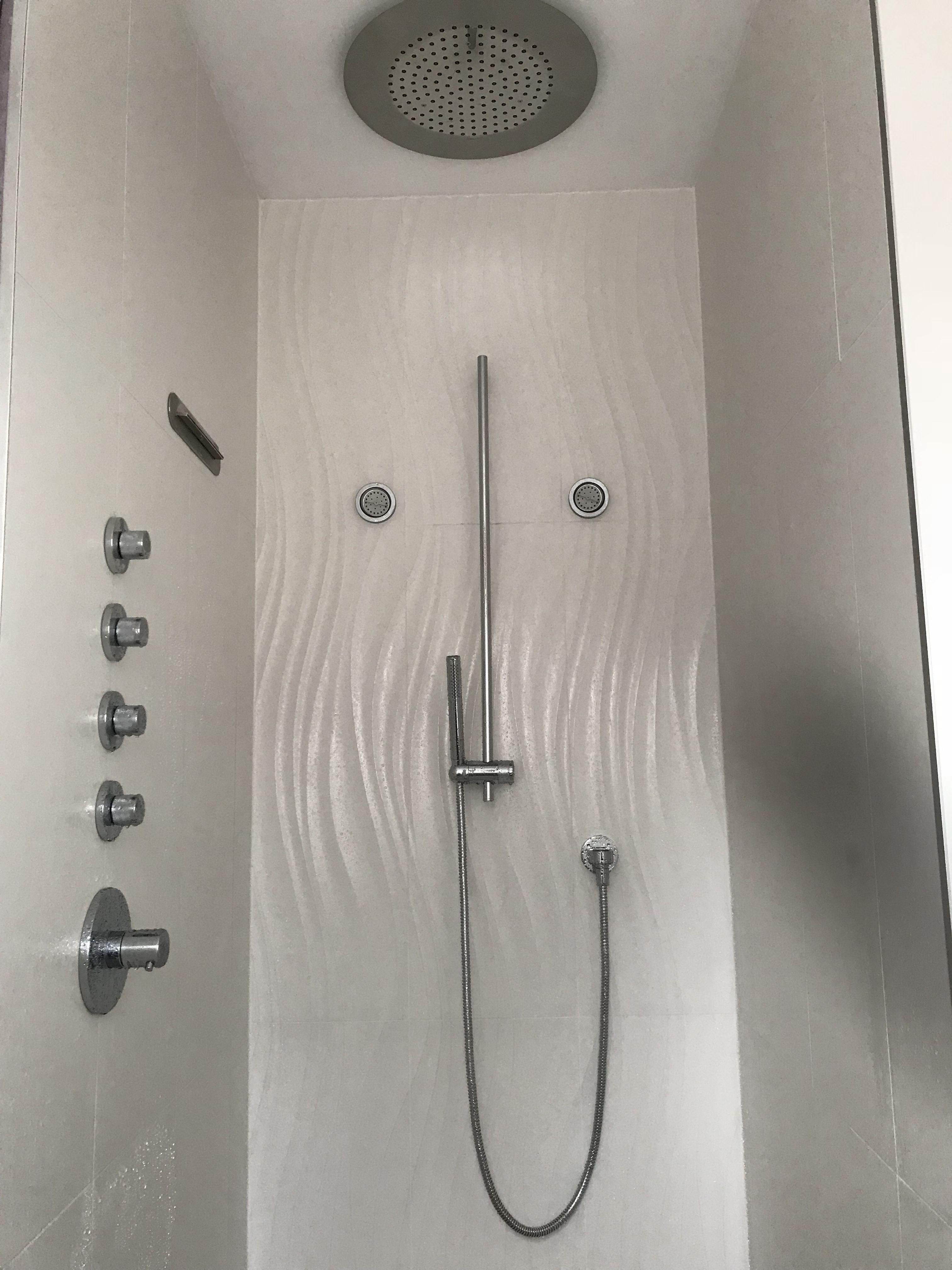 Zuchetti 4 Outlet Shower Installation Shower Installation