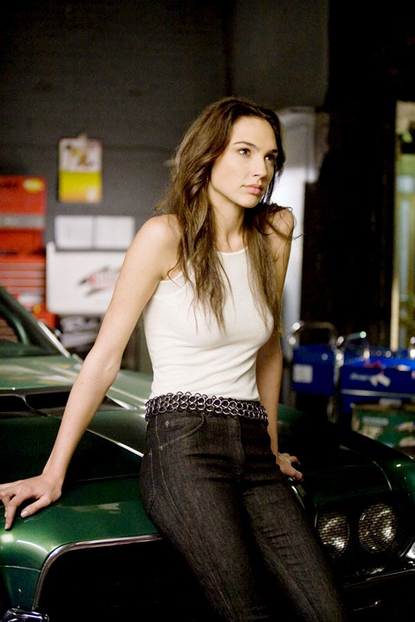 Gal Gadot As Gisele Harabo In Fast And Furious 2009 With
