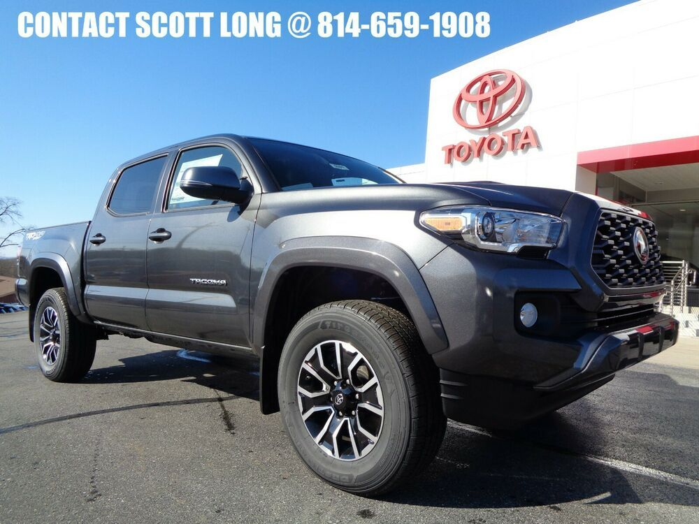 2020 Toyota Tacoma New 2020 Double Cab 4x4 3 5l 4wd Trd Sport New 2020 Tacoma Double Cab 4x4 Trd Sport Ap Toyota Tacoma Toyota Tacoma Double Cab Apple Car Play