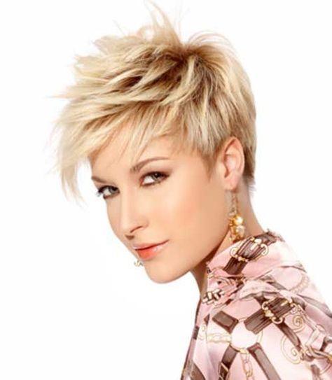 Qual der Wahl  10 total verschiedene Kurzhaarfrisuren zur Inspiration  Neue Frisur