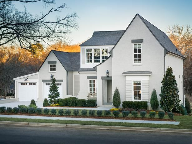 Hgtv smart home 2014 sherwin williams exterior paint - Sherwin williams exterior colors 2014 ...