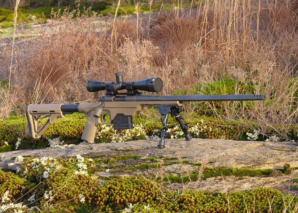 Mdt lss chassis for savage remington 700 tikka t3 and