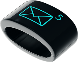 The Mota Ring is the future smart gadget that will sync with