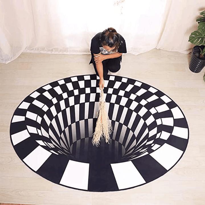 Vortex In 2020 Floor Wallpaper Cool Illusions Illusions
