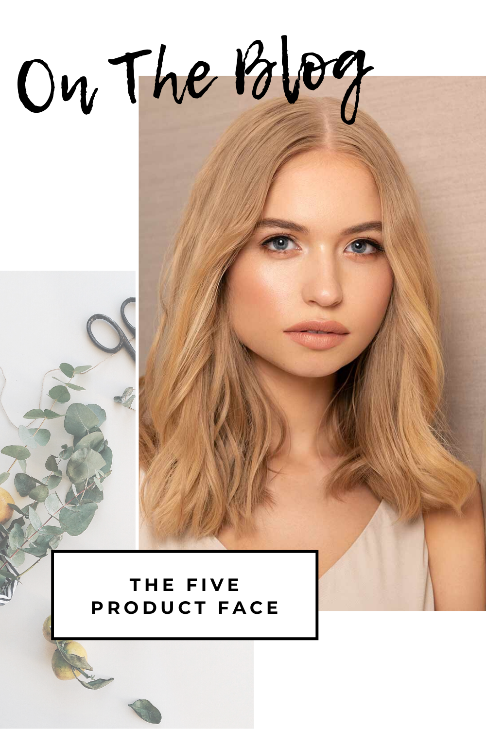 The Five Product Face - The Official Lily Lolo Blog
