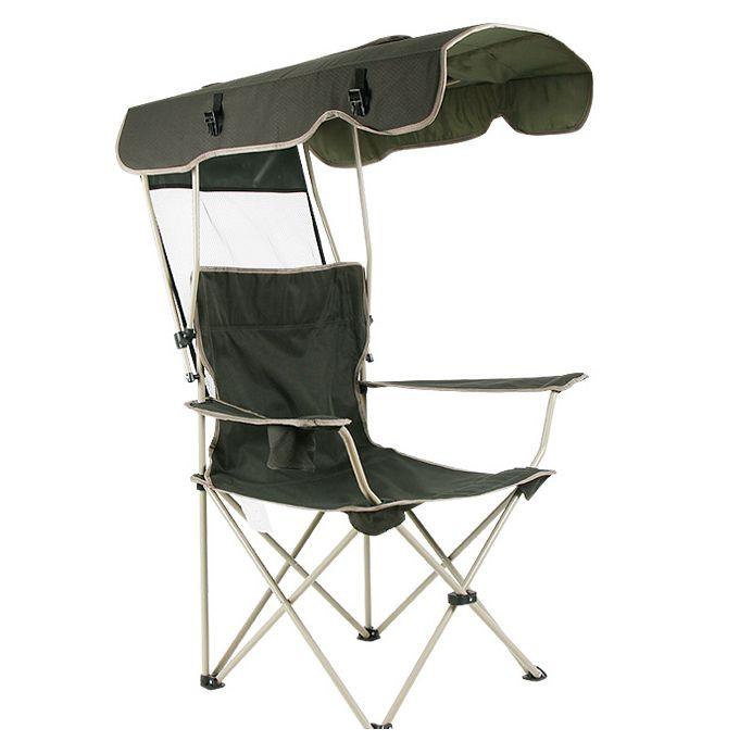 Muebles de patio al aire libre de ocio sillas plegables de ...