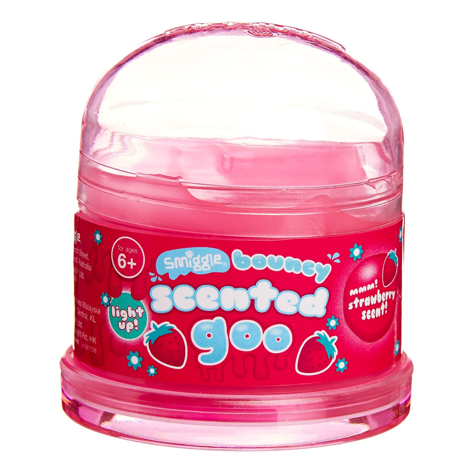 Image For Scented Light Up Bouncy Goo From Smiggle Uk Bettina S