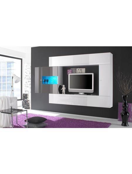 LC TV-Media-Wand, Breite 272 cm (4-tlg) Jetzt bestellen unter