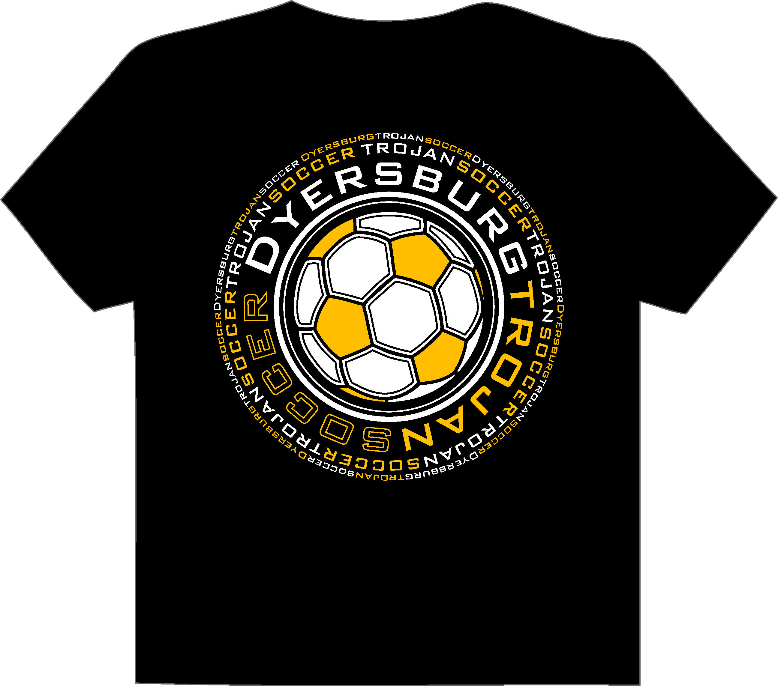 fccd8b3c3 High School Soccer T-Shirts