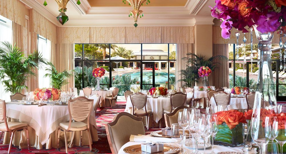 Wynn Las Vegas Weddings At Your Beck And Call Any Event Encore Will Be Flawless