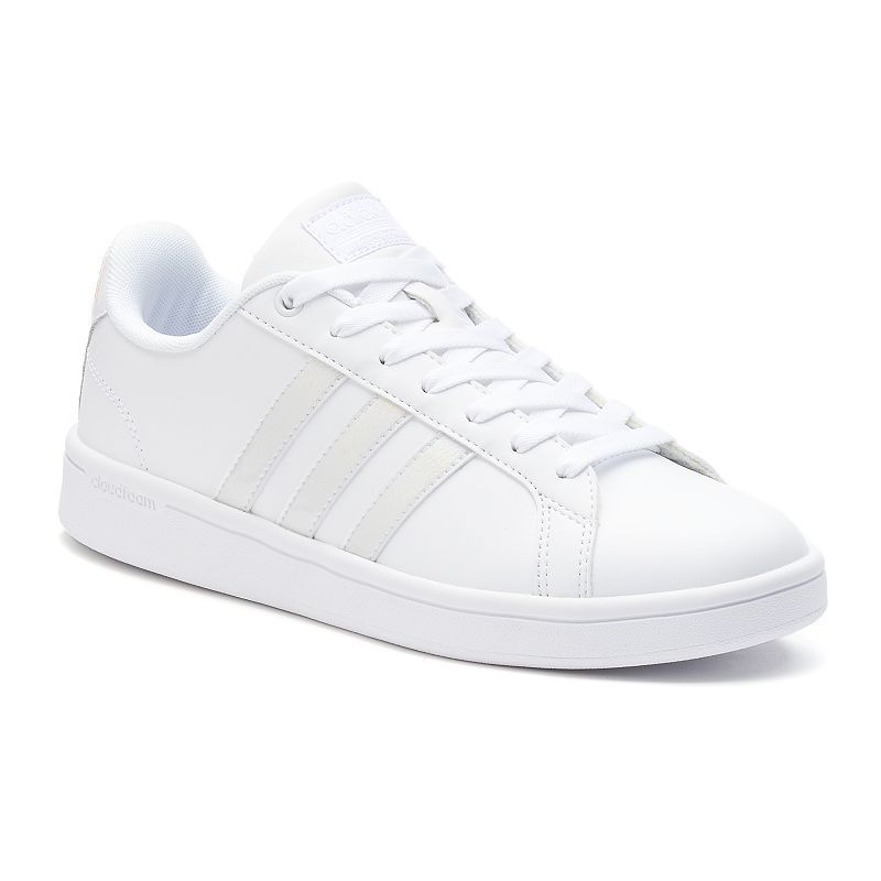 Adidas NEO Cloudfoam Advantage Stripe Women's Shoes, Size