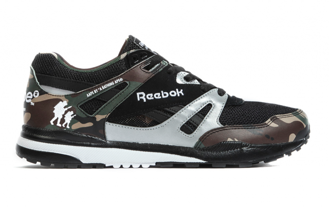 basic colors are anything but with the reebok ventilator