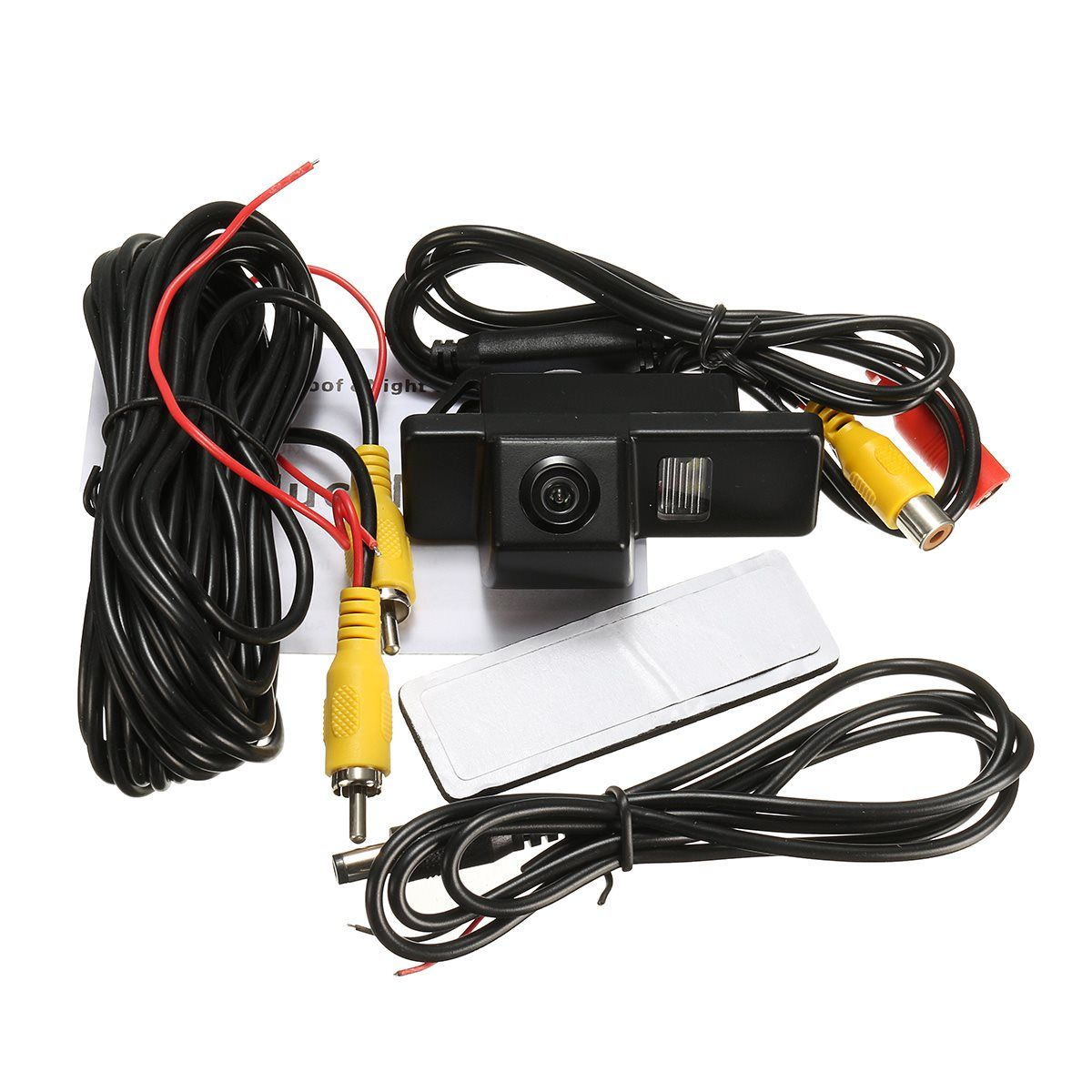 Hd Waterproof Reversing Rear View License Plate Camera For Nissan Pathfinder Dvd Wiring