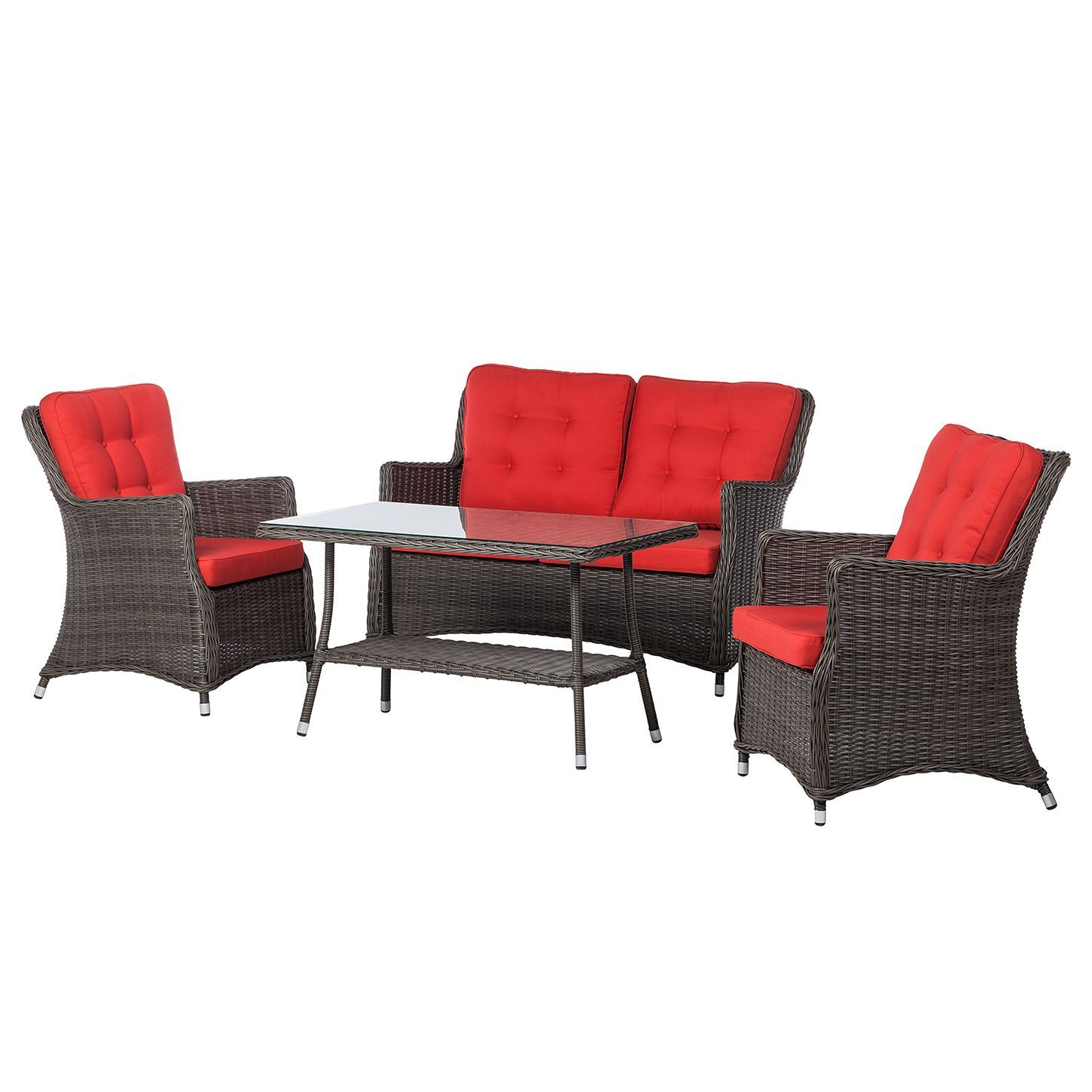 Balkonmöbel Lounge-set Merano Pin By Ladendirekt On Gartenmöbel Outdoor Furniture Sets Outdoor